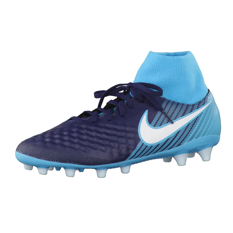 purchase cheap cc607 48bc9 Nike Herren Fussballschuhe Magista Onda II DF AG-Pro 917786-414 40  Obsidian/White-Gamma Blue-Glacier Blue | 40 | cortexpower.de