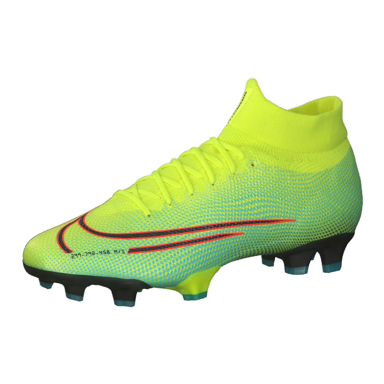 Details zu Nike Herren Fußball Schuhe mit Socke Mercurial Superfly 7 Pro MDS FG für Rasen