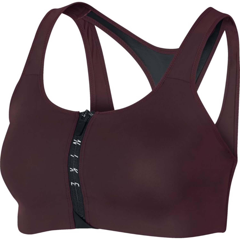 nike damen sport bh shape zip sports bra 858429. Black Bedroom Furniture Sets. Home Design Ideas