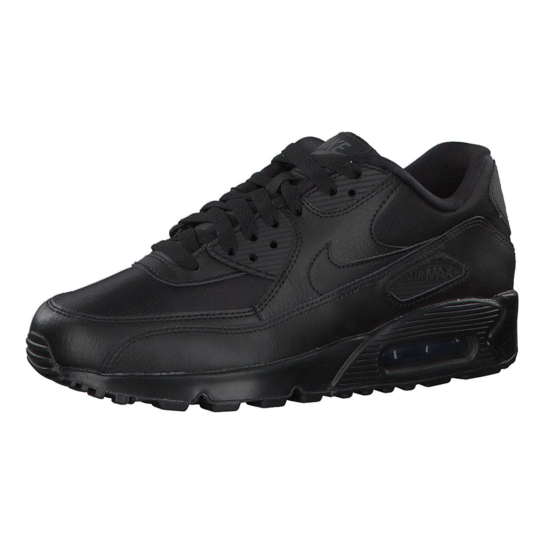 Nike Air 057 325213 Damen Blackblackblack 38 Max 90 Sneaker xerCWBdo
