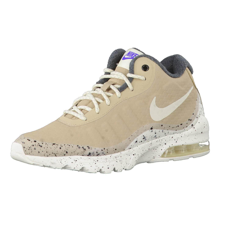 06393b4e4a ... uk nike damen sneaker air max invigor mid 861661 200 40.5 mushroom  muslin sail persian violet