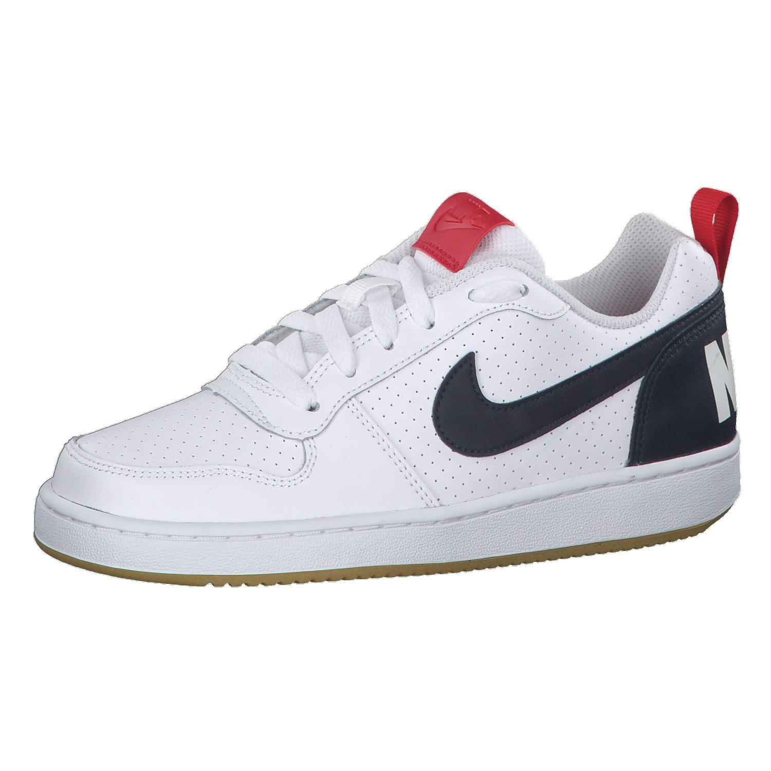 Nike Jungen Sneaker Court Borough Low (GS) 839985
