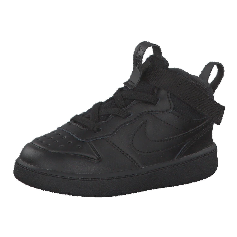 perfekte Qualität verfügbar beste Sammlung Nike Jungen Sneaker Court Borough Mid 2 Boot (TD) BQ5445 ...