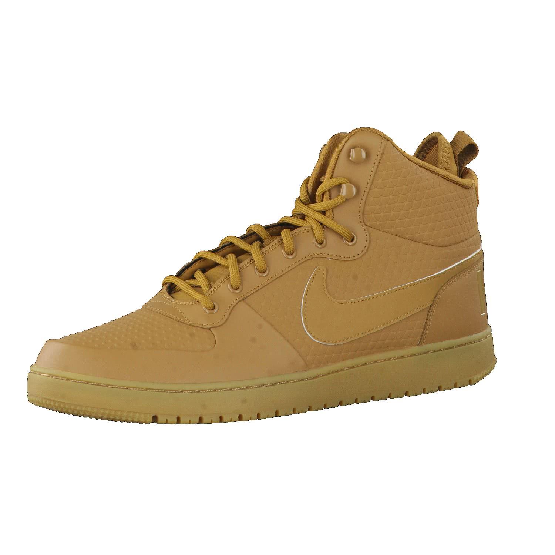 5ceff6847e4479 Nike Herren Sneaker Court Borough Mid Winter AA0547-700 47 Wheat Wheat-Black.  Doppelklick um das Bild zu vergrößern