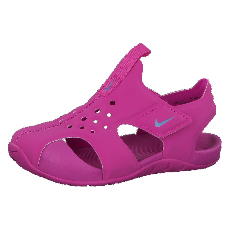 Nike Sportswear Sunray Protect 2 TD Sandale Mädchen rot jUeKlo3Av