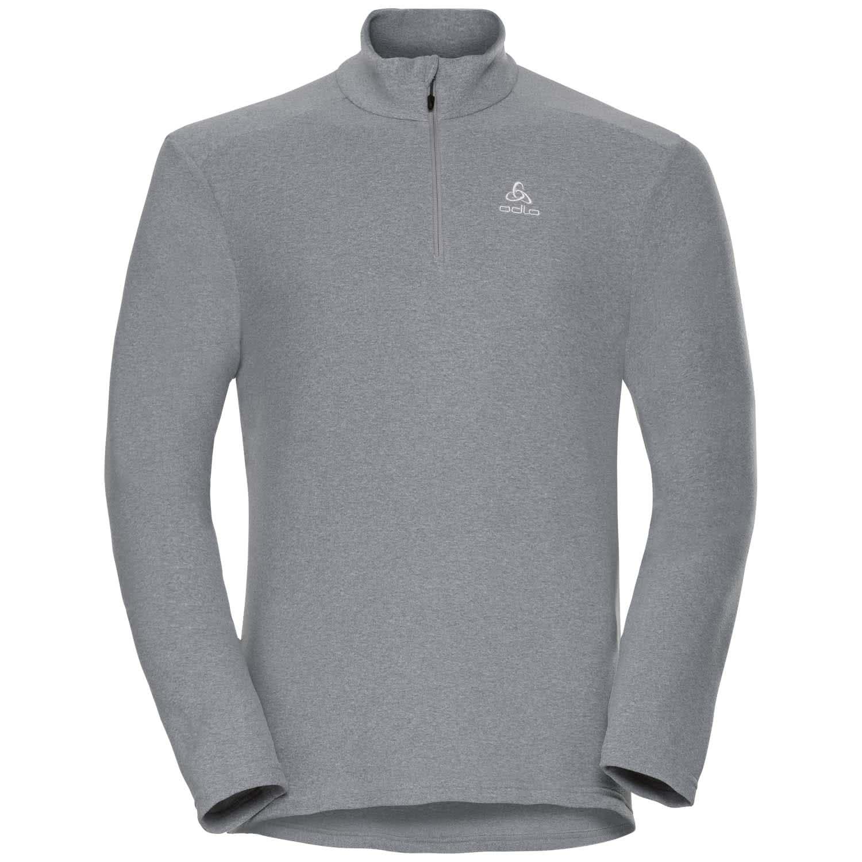 Odlo Herren Midlayer Zip Sweatshirt
