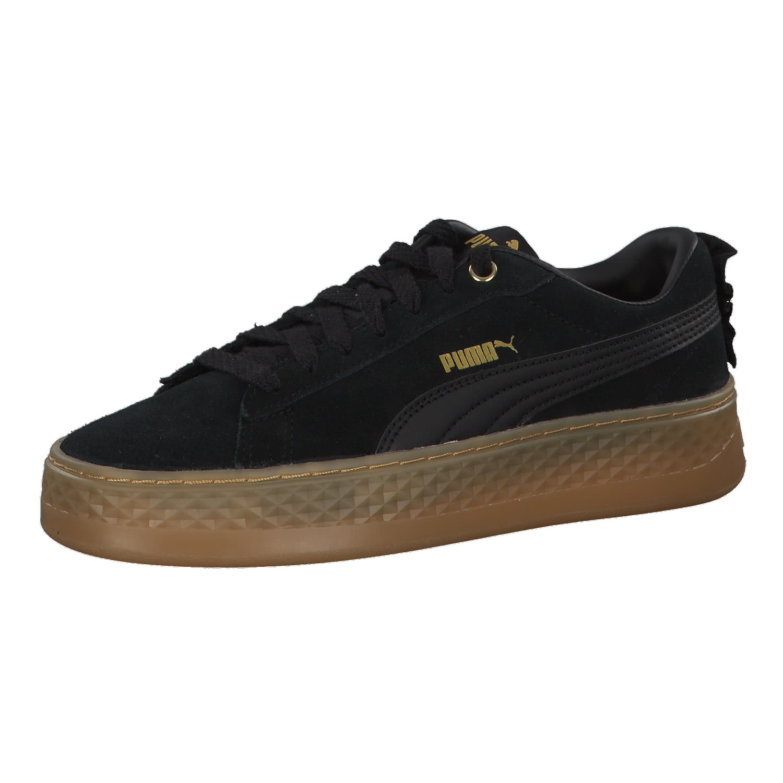 Puma Damen Sneaker Smash Platform Frill 366928