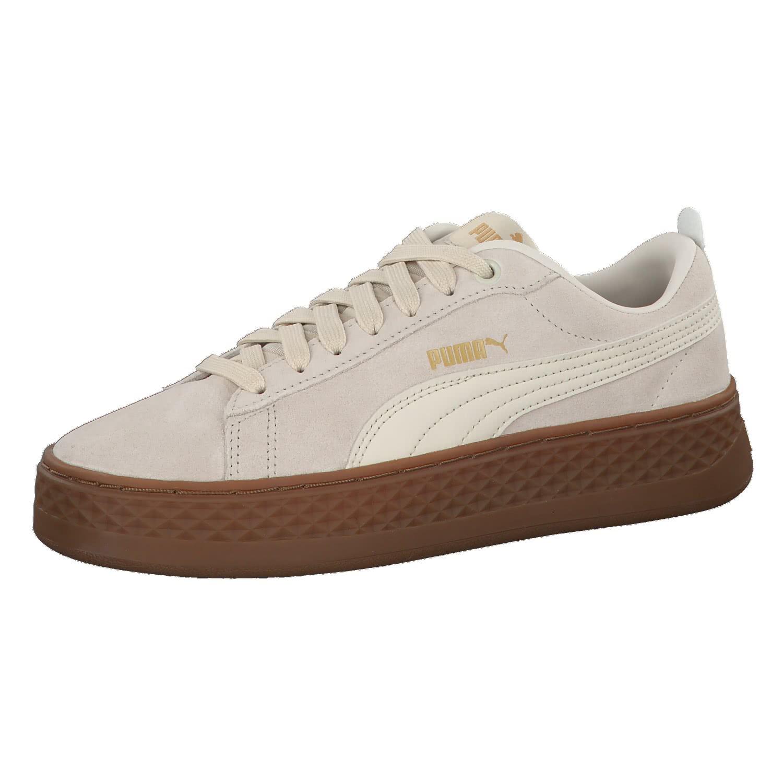puma damen smash platform sd sneaker
