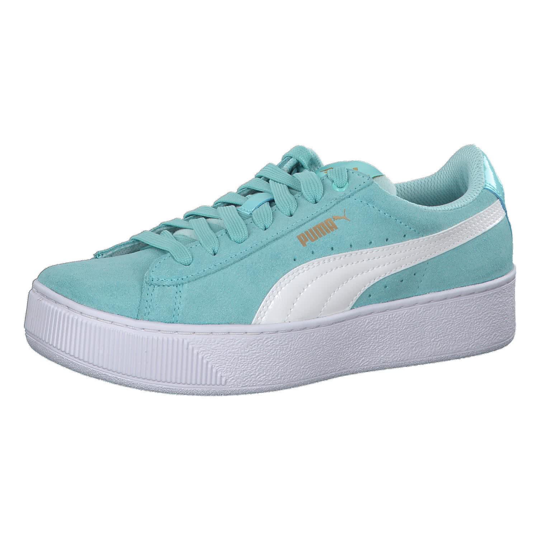 Puma Vikky Platform Jr Sneaker SoftFOAM 36 39 Kids Mädchen