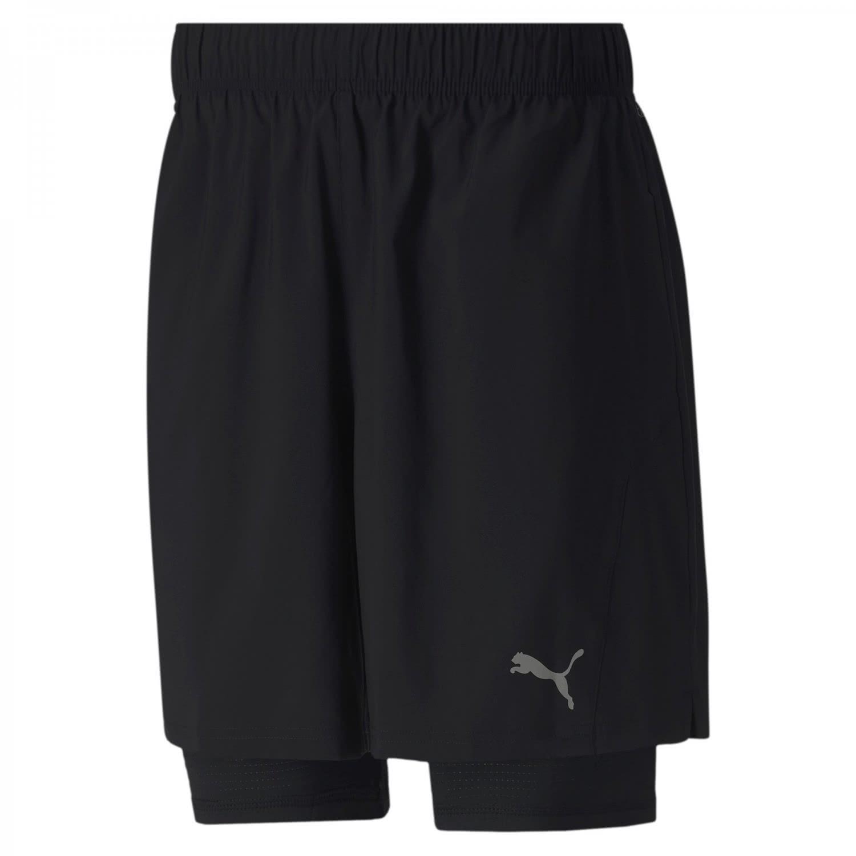 Puma Herren Shorts Run Favorite Woven 2in1 7 519395