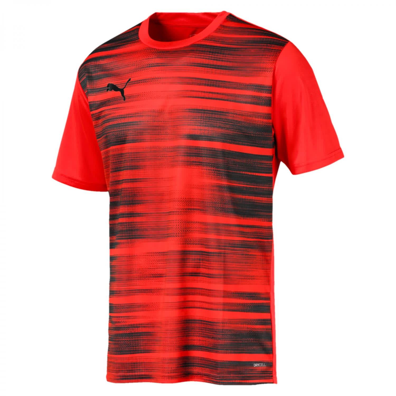 Puma Herren Funktionsshirt ftblNXT Graphic Shirt Core 656428