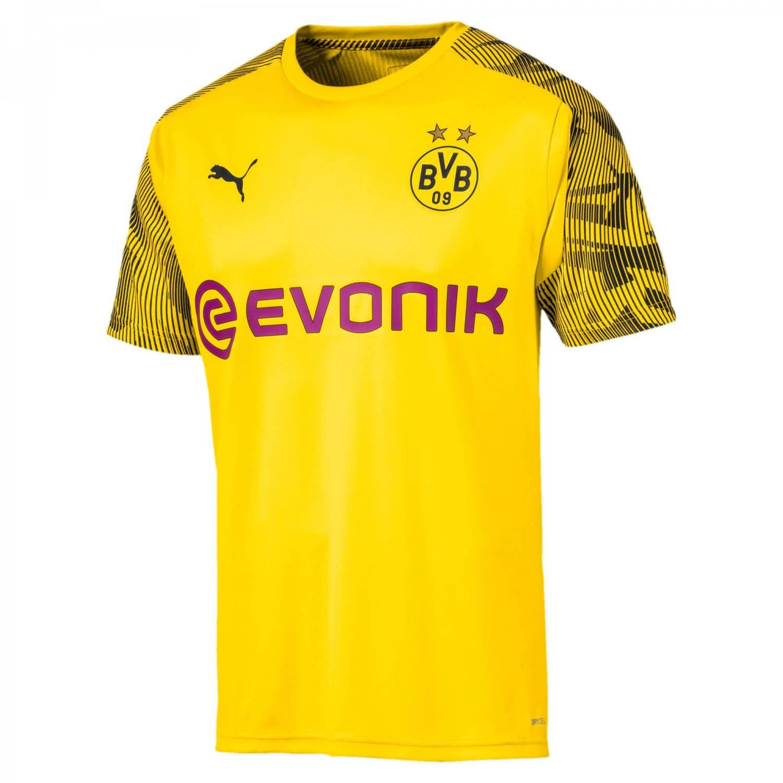 quite nice info for exclusive range Puma Herren Borussia Dortmund Trainings Trikot BVB Training Jersey 755762 |  cortexpower.de
