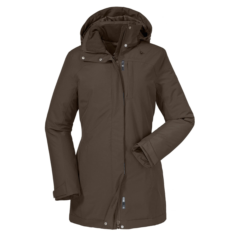 sch ffel damen regenjacke insulated jacket portillo 11875. Black Bedroom Furniture Sets. Home Design Ideas