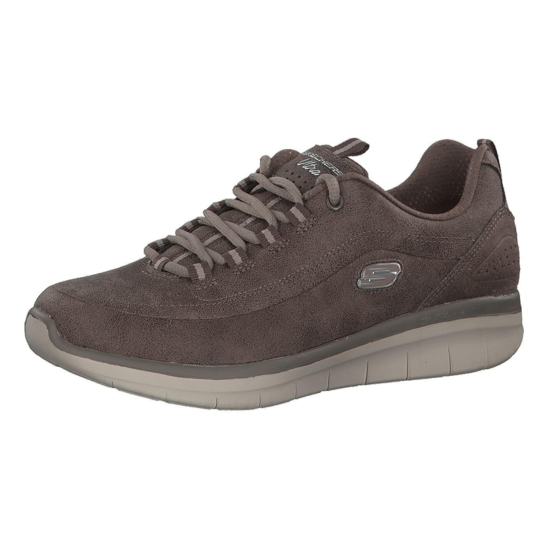 Skechers Damen Sneaker SYNERGY 2.0 12934-DKTP 36 G52UT3w1RH