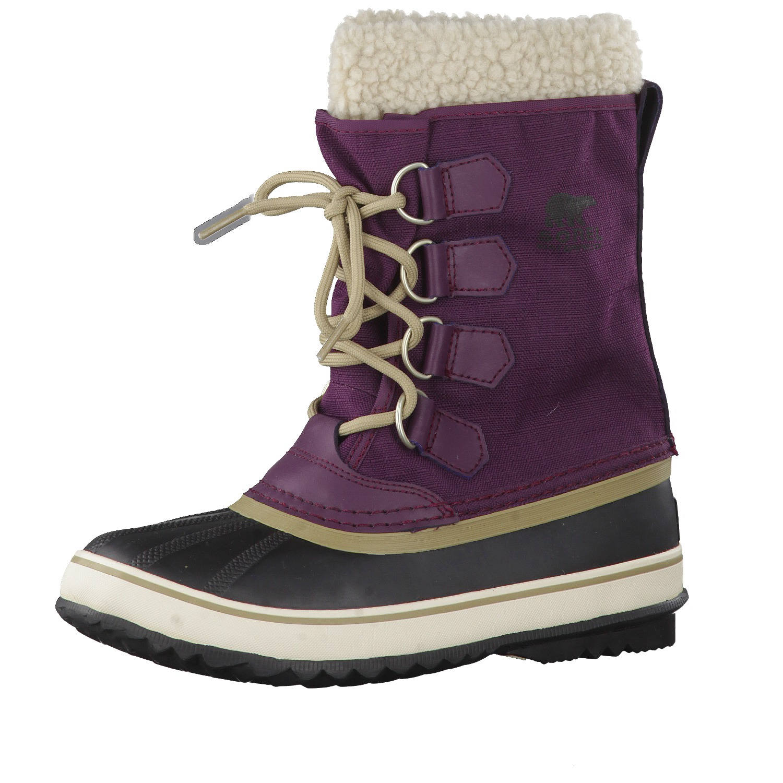 sorel damen winterstiefel carnival nl1495 562 42 purple. Black Bedroom Furniture Sets. Home Design Ideas