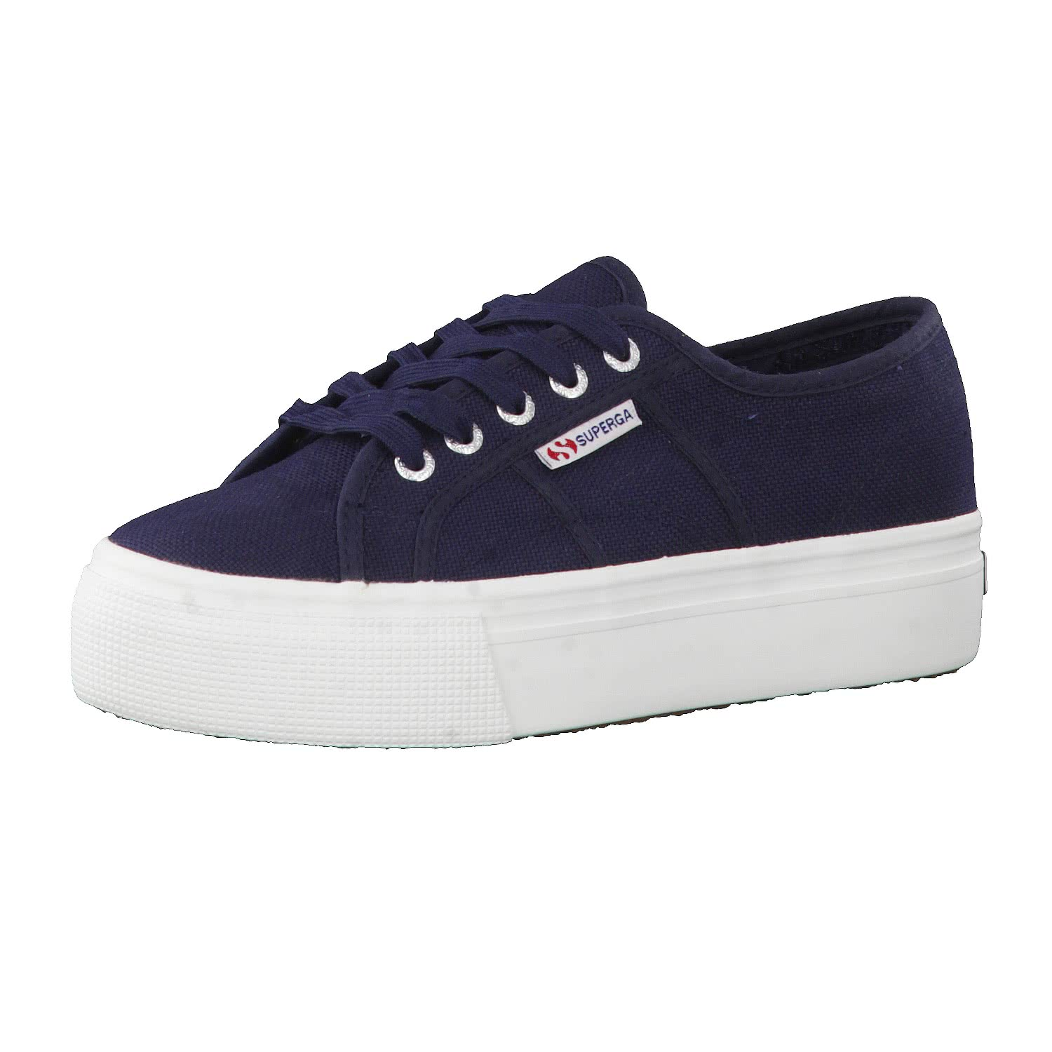 superga damen sneaker 2790 acotw linea up and down s0001l0 f43 37 navy fwhite 37. Black Bedroom Furniture Sets. Home Design Ideas