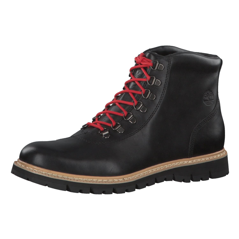 Schwarz [Gummisohle] # Timberland Schuhe für Herren