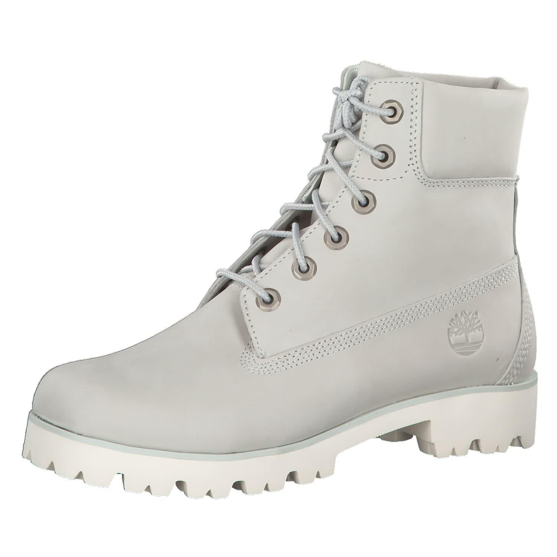 Timberland Damen Stiefel Heritage Lite 6 Inch Boot A1TY7 37 Blue Flower Nubuck | 37 |