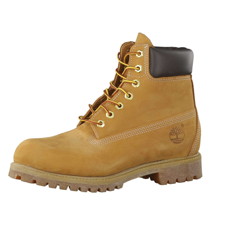 size 40 21110 34af0 Timberland Herren Schuh Stiefel 6In Premium 10061:46 Wheat ...