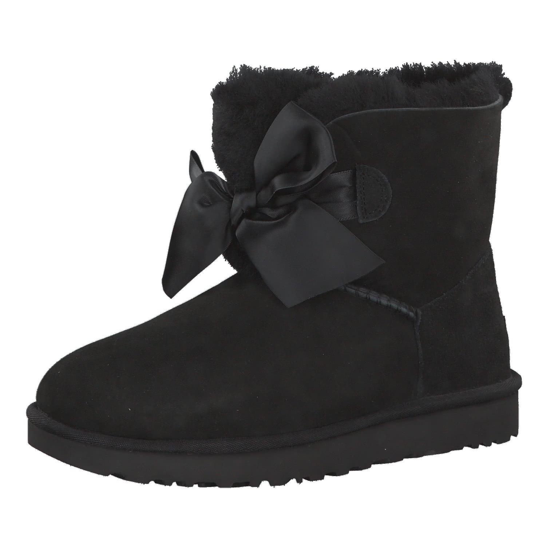 ugg damen boots gita bow mini 1098360. Black Bedroom Furniture Sets. Home Design Ideas