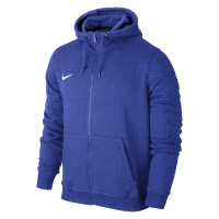 9dd96bee4007 Nike Herren Sweatjacke Team Club Full Zip Hoody 658497