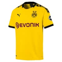Puma Herren Borussia Dortmund Home Stutzen BVB Hooped 2019