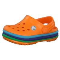 Crocs Kinder Sandale Rainbow Band Clog K 205205