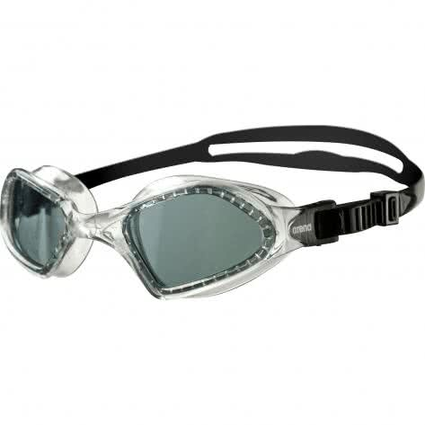 Arena Schwimmbrille Smartfit 000023-515 SMOKE-CLEAR-BLACK   One size