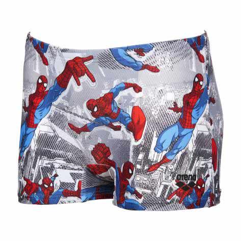 Arena Jungen Badehose B Marvel Jr Short 000275 Spider Man Marvel Größe 116,128,140