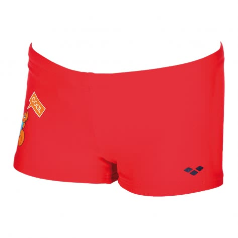 Arena Jungen Badeshort AWT KIDS BOY SHORT 000431-407 92 Red | 92