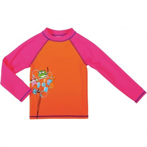 Arena Mädchen Bade Langarm Shirt UV TEE 000439
