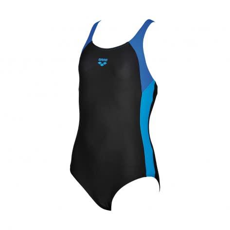 Arena Mädchen Badeanzug G REN ONE PIECE 000993 Black Pix Blue Turquoise Größe 128,140,152