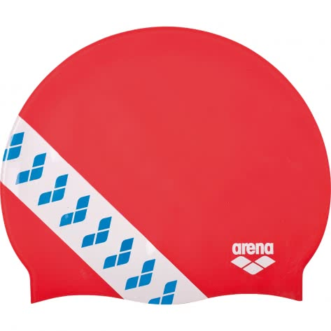 Arena Badekappe Team Stripe 001463-477 RED | One size