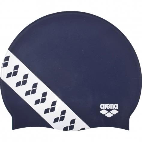 Arena Badekappe Team Stripe 001463-701 NAVY | One size