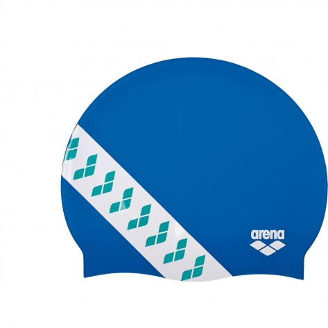 Arena Badekappe Team Stripe 001463-816 One size Royal | One size