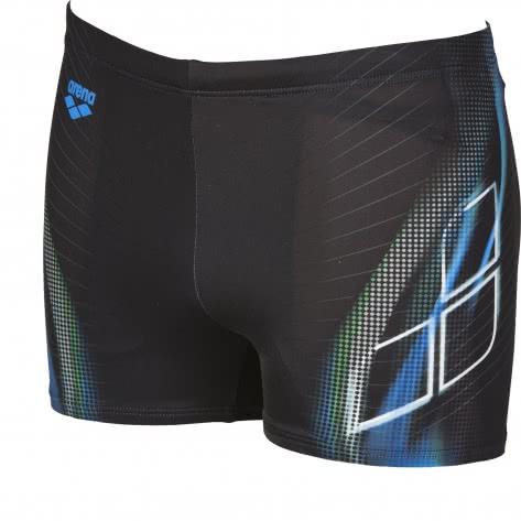 Arena Herren Badehose Briza Short 001710-581 4 Black-Pix Blue | 4