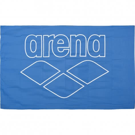 Arena Mikrofaserhandtuch Pool Smart 001991-810 One size Royal-White | One size
