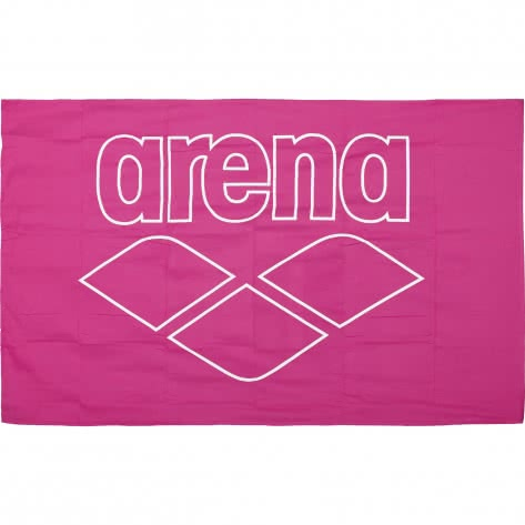 Arena Mikrofaserhandtuch Pool Smart 001991-910 One size Fresia Rose-White | One size