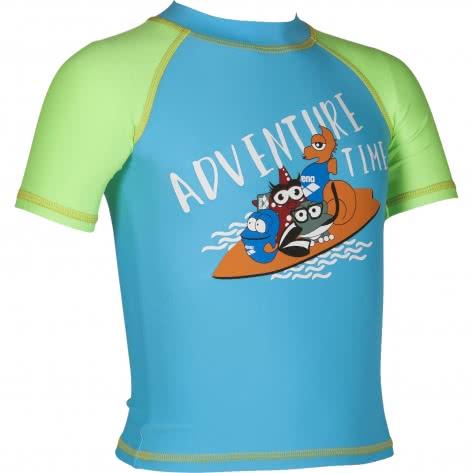 Arena Jungen  UV-T-Shirt AWT Kids Boy  UV S/S Tee 002055