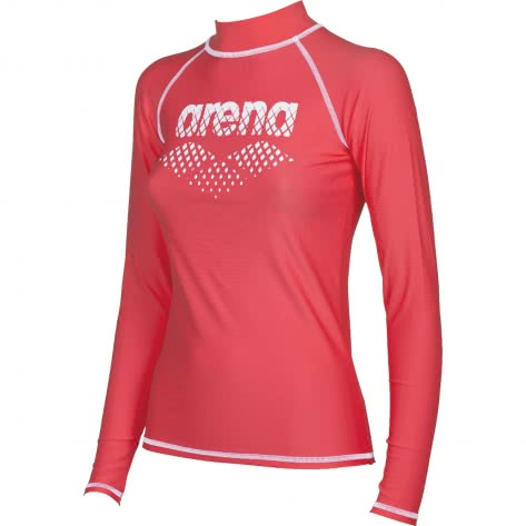 Arena Damen Langarmshirt UV Woman Long Sleeves Shirt 002064