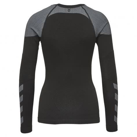 Hummel Damen Langarm Trikot First Comfort LS Jersey 04328-2001 XL/XXL BLACK | XL/XXL