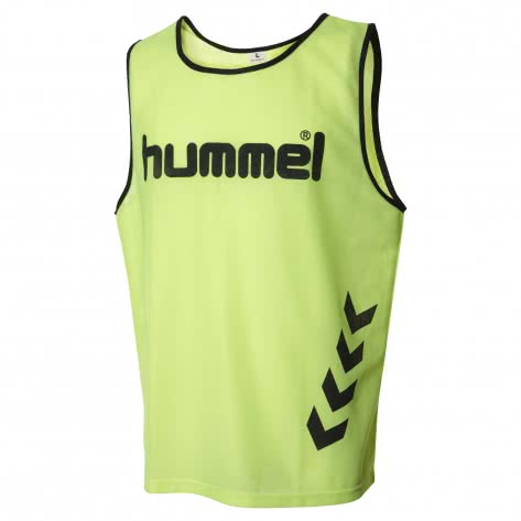 Hummel Trainingsleibchen Fundamental Training Bib 005002-5009 XL Neon Yellow | XL