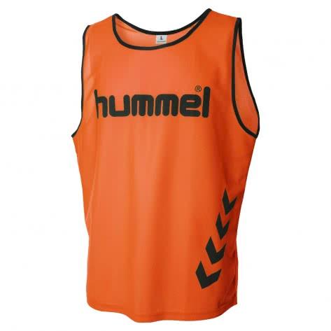Hummel Trainingsleibchen Fundamental Training Bib 005002-5179 S Neon Orange | S
