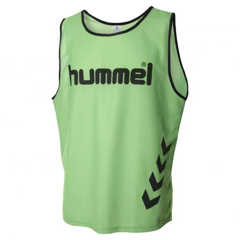 Hummel Kinder Trainingsleibchen Fundamental Training Bib 105002-6057 One size Neon Green | One size