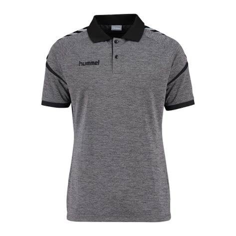 Hummel Herren Polo Authentic Charge Functional Polo 02435