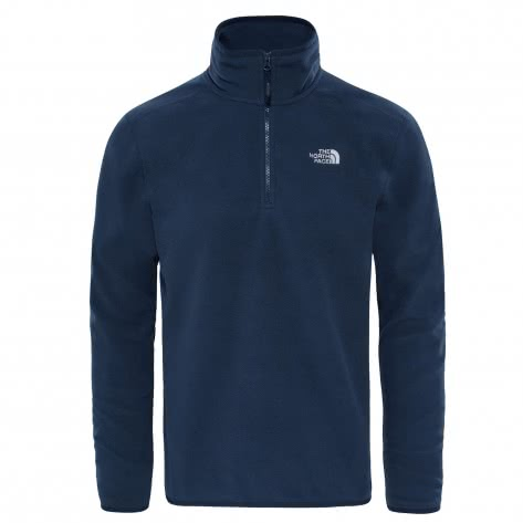 The North Face Herren Pullover 100 Glacier 1/4 Zip 2UAR