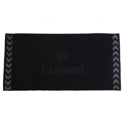 Hummel Handtücher Old School Small Towel 025064-2001 One size Black | One size