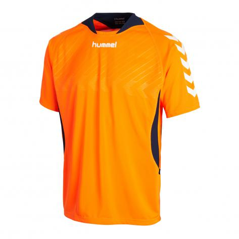 Hummel Trikot Team Player Jersey 03552-3647 116-128 Shocking Orange | 116-128