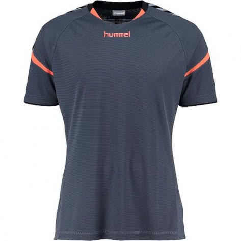 Hummel Herren Trikot Authentic Charge SS Poly Jersey 03677