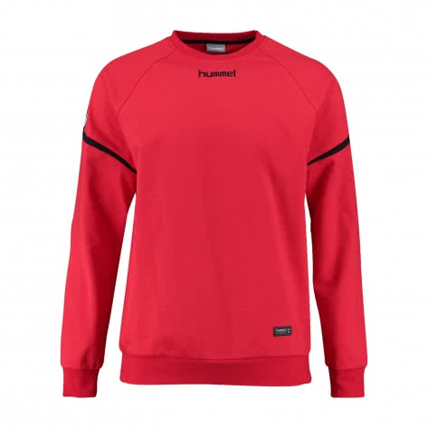 Hummel Herren Sweatshirt Authentic Charge Cotton Sweatshirt 03709